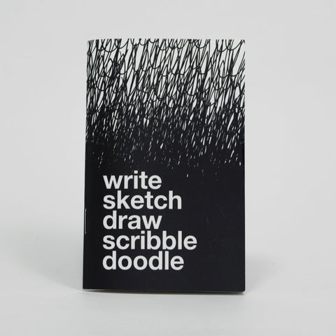 3 Pocket Notebooks - Doodles