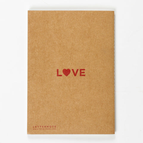 Love Kraft NoteBook