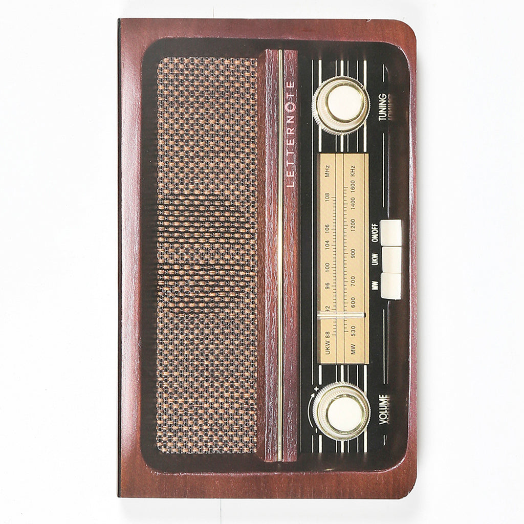 Notebook-Radio