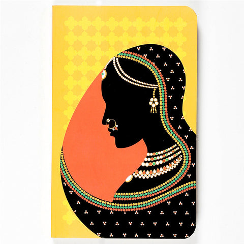 Notebook-Rajput Queen