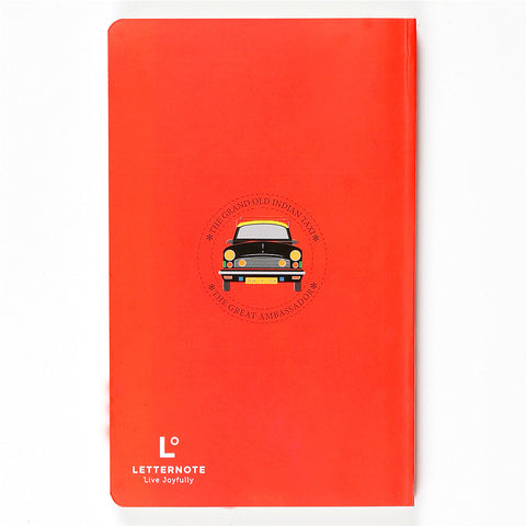 Ambassador Vivid NoteBook