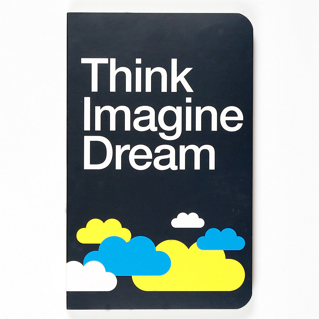 Notebook-Think Imagine Dream