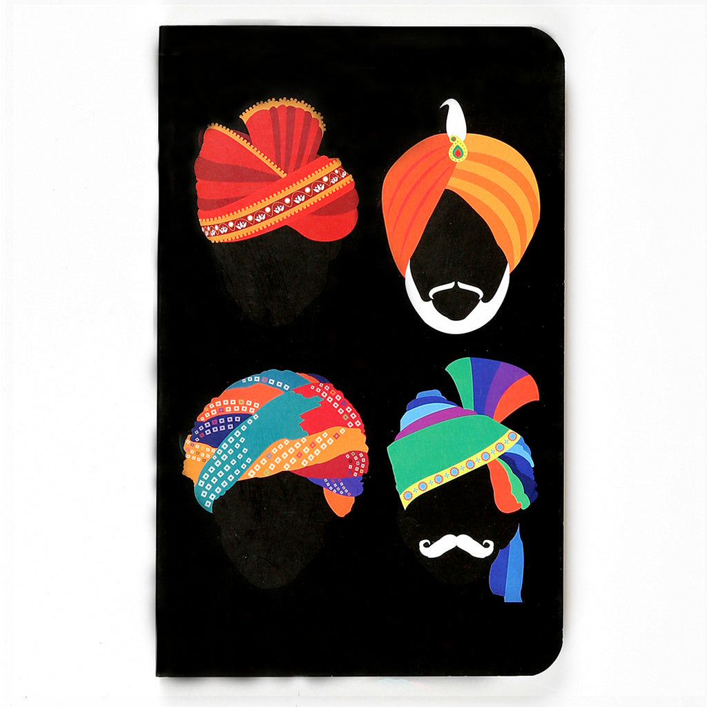 Notebook-Turban