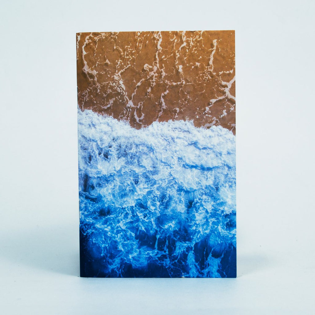 3 Pocket Notebooks - Water