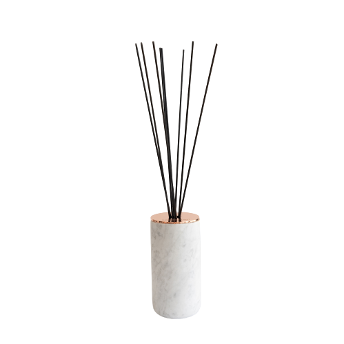 Marble (white) Jar Fragrance Diffuser
