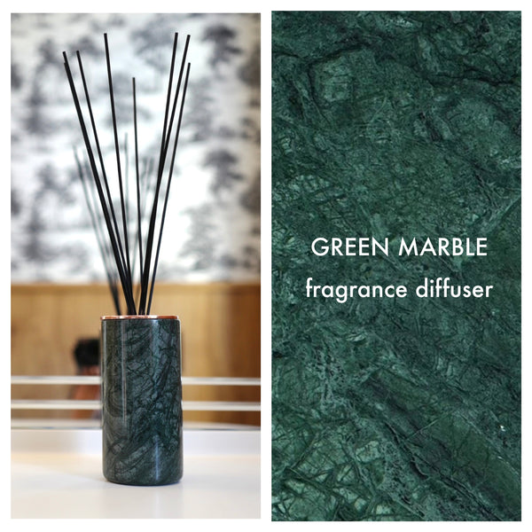 GREEN MARBLE fragrance diffuser