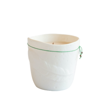Bone China Vessel Candle FOREST