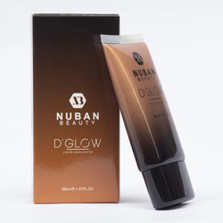 D'GLOW LIQUID HIGHLIGHTER - Nuban Beauty