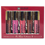 PRO MATTE 2 MINI LIPSTICK COLLECTION - Nuban Beauty