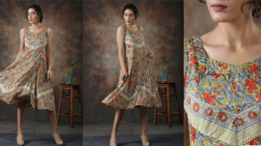 Welcome to Samprada | Buy handmade & curated clothes for women online