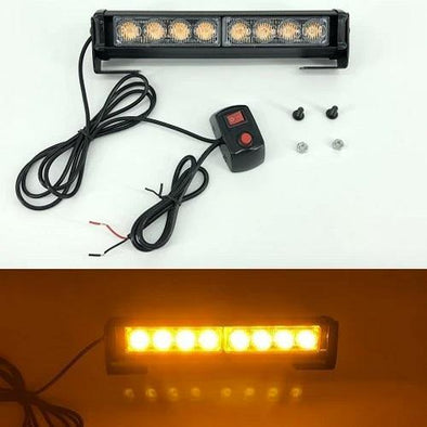 10'' 8W Traffic Advisor & Directional Arrow Stick LED Light Bars-New Arrival-Vivid Light Bars