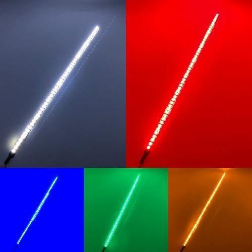 "12"" /20"" Single Color Brake Light Flexible LED Strip Light-Universal LED DRL-Vivid Light Bars"