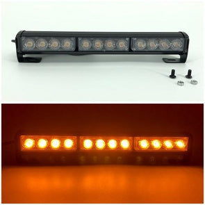 14'' 12W Emergency Warning Flash LED Strobe Light Bar-New Arrival-Vivid Light Bars
