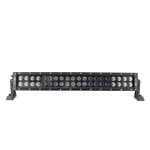 "22"" Dual Row Cree Curved Led Light Bar (120W/200W)-Cree Light Bar D Series-Vivid Light Bars"