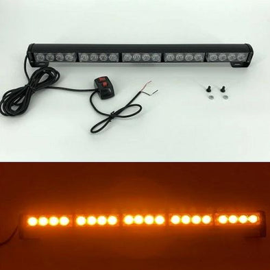 22.5'' 20W Traffic Advisor & Directional Arrow Stick LED Light Bars-New Arrival-Vivid Light Bars