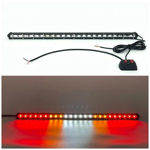 26'' multi-function rear facing chase led light bar-New Arrival-Vivid Light Bars