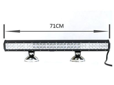 "28"" Dual Row Led Light Bar (180W/300W)-Cree Light Bar H series-Vivid Light Bars"