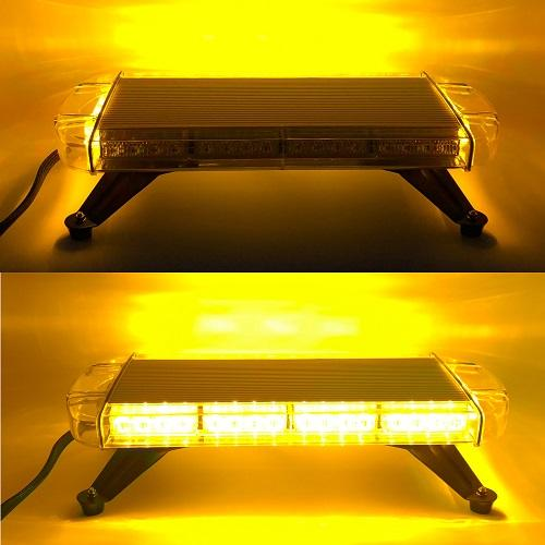 "30"" 56W TIR Emergency Low Profile Roof Mount Emergency Vehicle Light bar for Trucks, Emergency Vehicles ,Tow Trucks-New Arrival-Vivid Light Bars"
