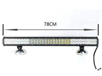 "30.7"" Dual Row Led Light Bar (198W/330W)-Cree Light Bar H series-Vivid Light Bars"