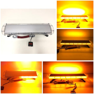 "34"" 64W TIR Emergency LED Light Bar for Trucks, Emergency Vehicles ,Tow Trucks - Vivid Light Bars"