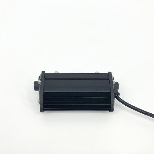4'' 9W Ultra-thin Single Color Strobe Light Bar-New Arrival-Vivid Light Bars