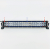"Dual Row 7"" to 54"" Strobe Cree Light Bar-Middle soild white, Two Sides flash amber/red/blue/green-New Arrival-Vivid Light Bars"