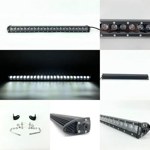 Single Row Led Light Bar-Vivid Light Bars
