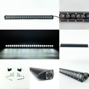Single Row Led Light Bar- Light Bar K series-Vivid Light Bars