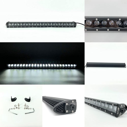 Single Row Led Light Bar ---vivid light bars