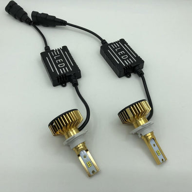 Newest Style 45W LED Headlight bulbs-LED Headlight Bulbs-Vivid Light Bars