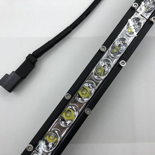 Single Row Ultrathin and Ultralight Led Light Bar-Cree Light Bar K series-Vivid Light Bars