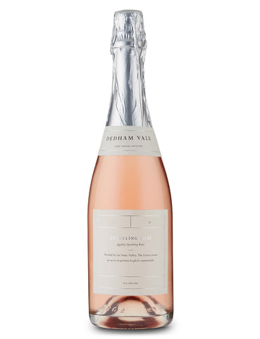DV Sparkling English Rosé 2015 (12%)