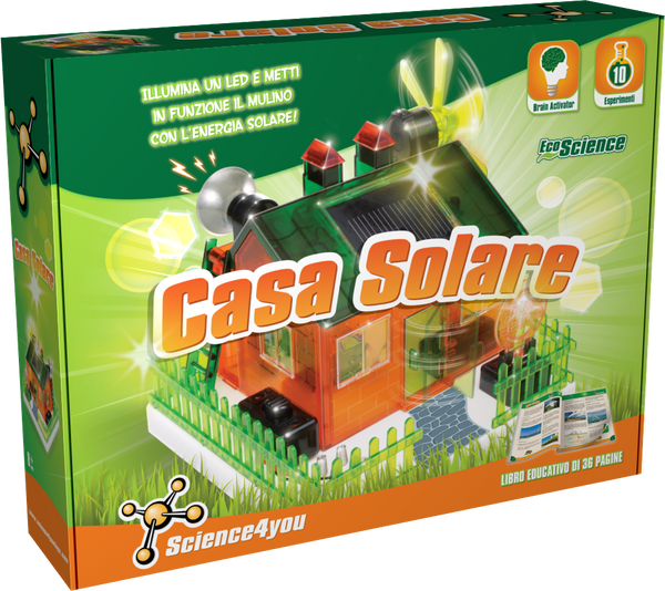 Casa Solare, [Science4you_Italia]