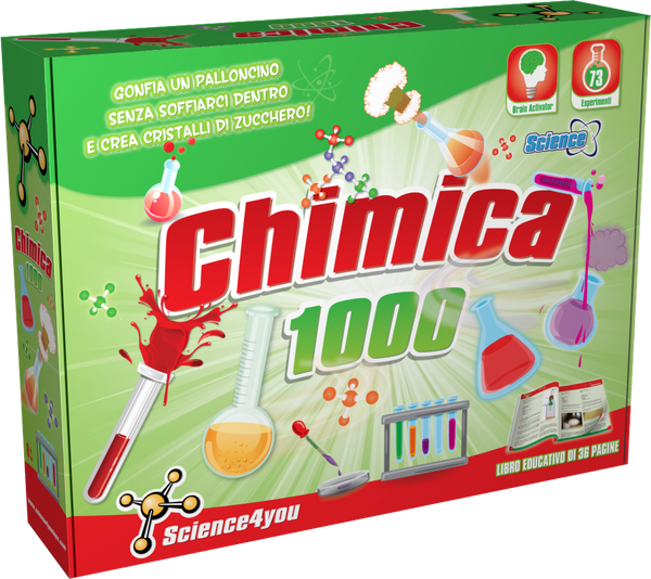 Chimica 1000, [Science4you_Italia]