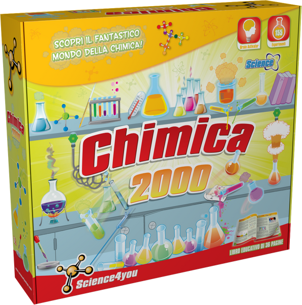 Chimica 2000, [Science4you_Italia]