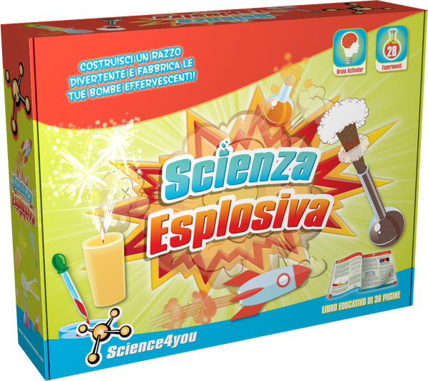 Scienza Esplosiva, [Science4you_Italia]