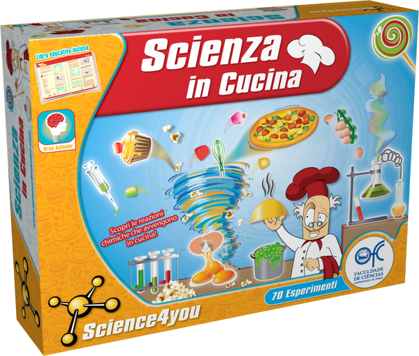 Scienza in Cucina, [Science4you_Italia]