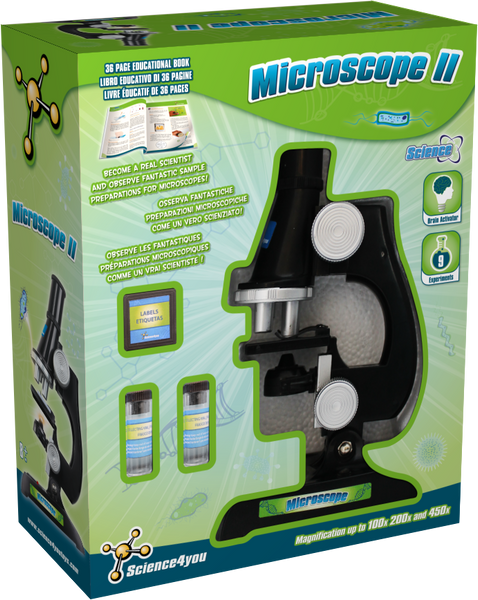 Microscope II, [Science4you_Italia]