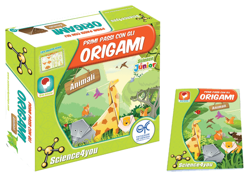 Primi passi con gli Origami, [Science4you_Italia]