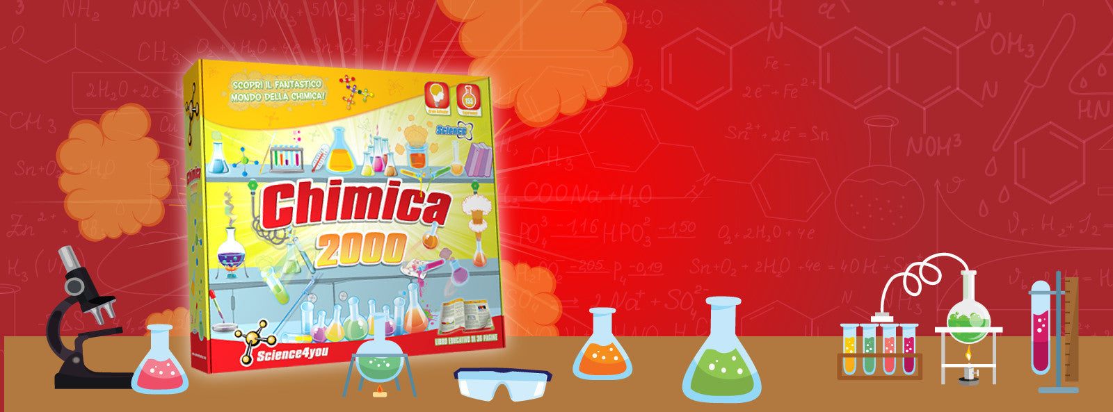 Chimica 2000 - Gioco Educativo e Scientifico