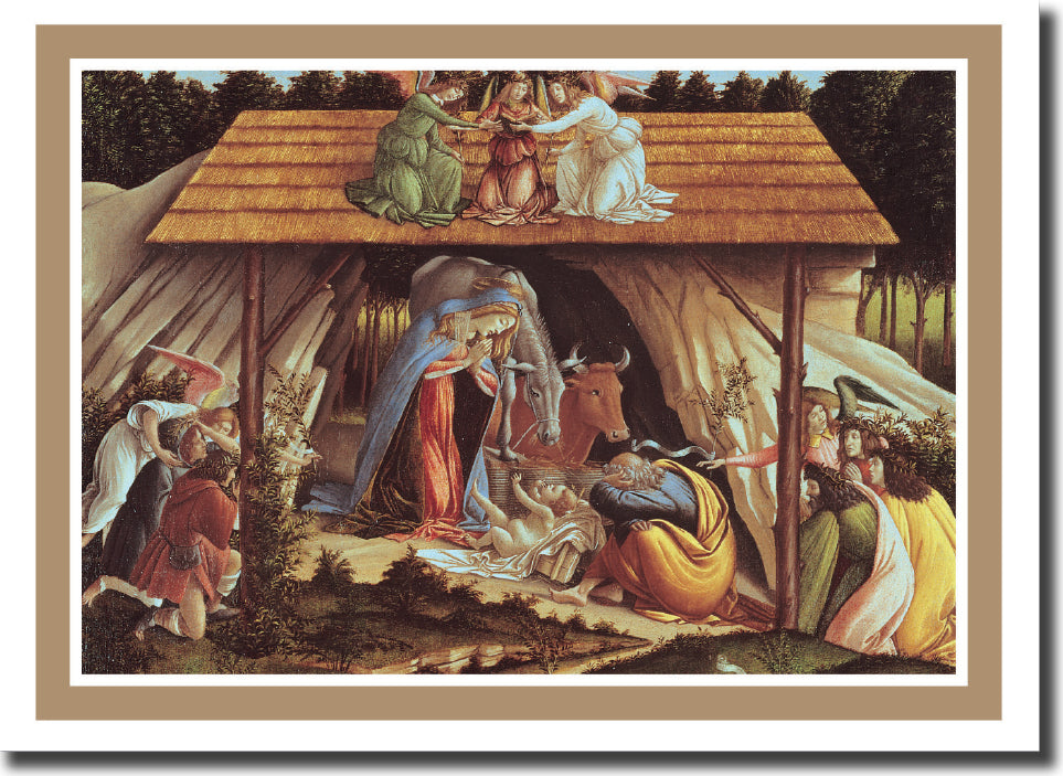 "<p style=""color:grey"">Mystic Nativity<p style=""color_gold"">Ref: KB38"