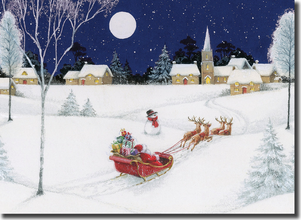 "<p style=""color:grey"">The Sleighride<p style=""color_gold"">Ref: KD19"