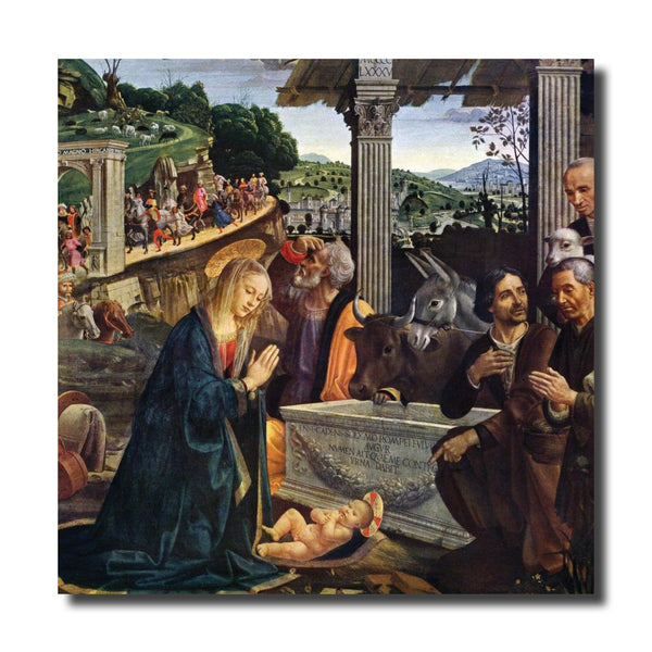 "<p style=""color:grey"">Adoration of the Shepherds<p style=""color_gold"">Ref: KE10"