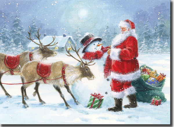 "<p style=""color:grey"">Santa and Friends<p style=""color_gold"">Ref: KE27"