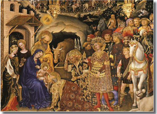 "<p style=""color:grey"">Adoration of the Magi<p style=""color_gold"">Ref: KF15"