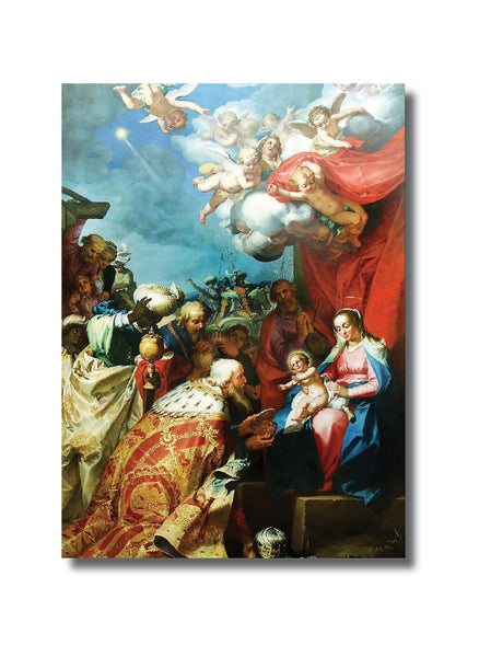 "<p style=""color:grey"">Adoration of the Kings<p style=""color_gold"">Ref: KF17"