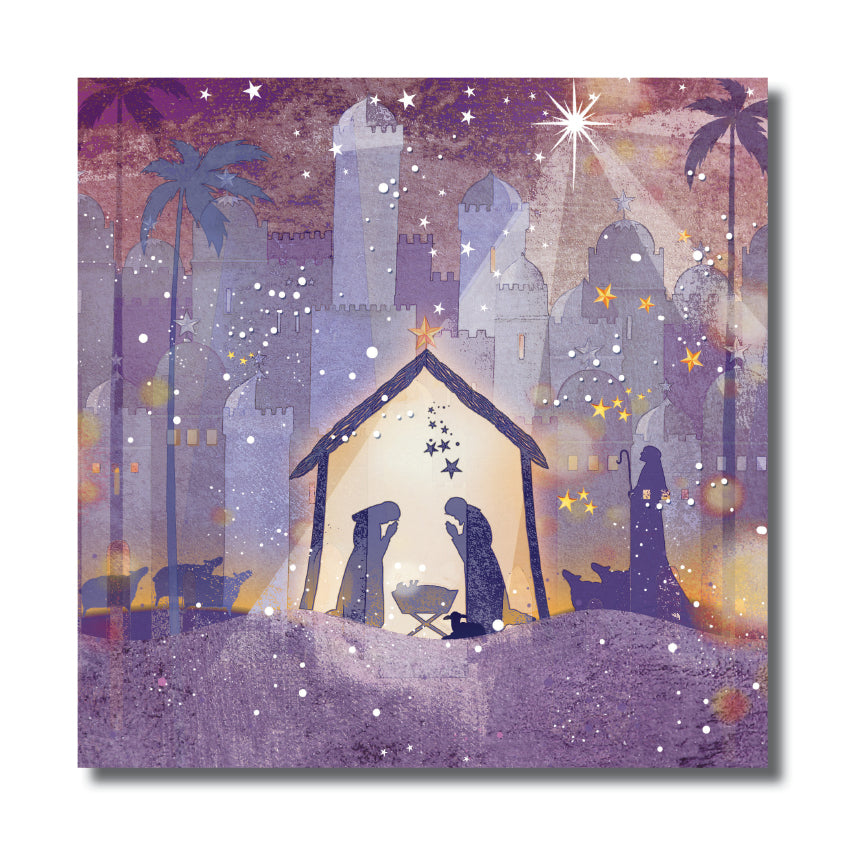 "<p style=""color:grey"">Star over the Manger<p style=""color_gold"">Ref: KF28"