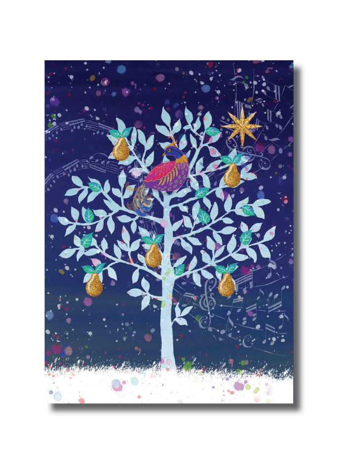 "<p style=""color:grey"">The Pear Tree<p style=""color_gold"">Ref: KF39"