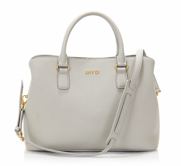 ANY DI Bag M Light Gray