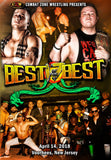 "CZW ""Best of the Best 17"" 4/14/2018 DVD"